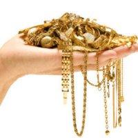 1 Step Bring Any  Gold Ornaments, Kundan Jewellery, Silver, lose Diamonds, Diamonds Ornaments & Diamond Polki, 24 karat coin etc.